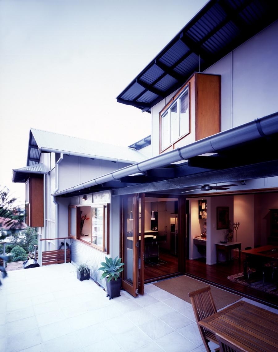 Beckman House –Interior