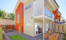 Gallagher Apartments by Bisoe Wilson Architects