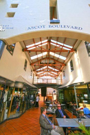 Ascot Boulevard Mixed Use Development by Biscoe Wilson Architects