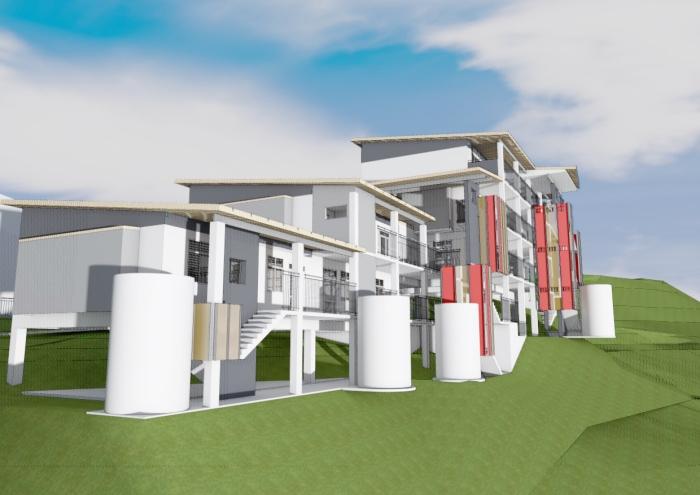 Bulimba State School 10 GLA by Biscoe Wilson Architects