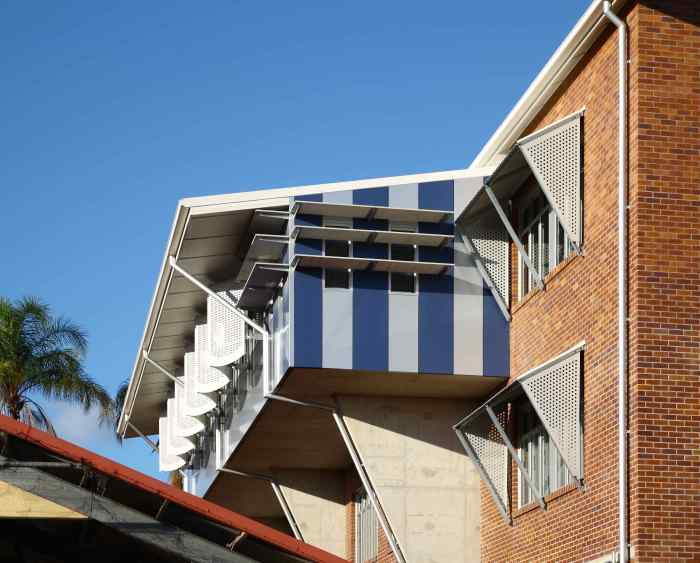 Ascot State School I Block by Biscoe Wilson Architects