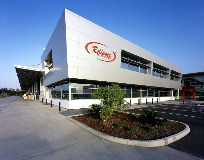 Reliance Worldwide by Biscoe Wilson Architects