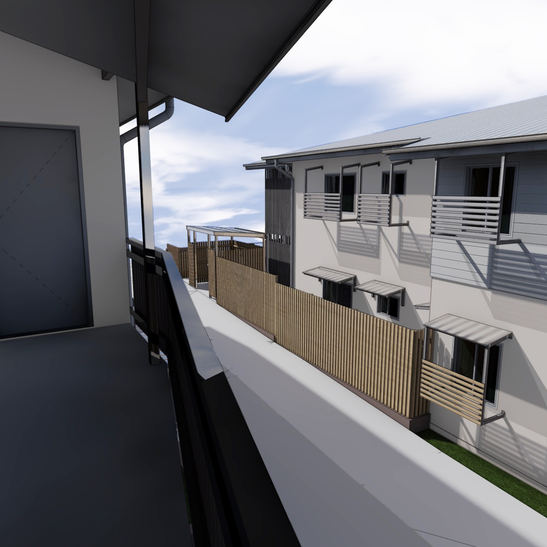 Nundah Social Housing Project by BWA