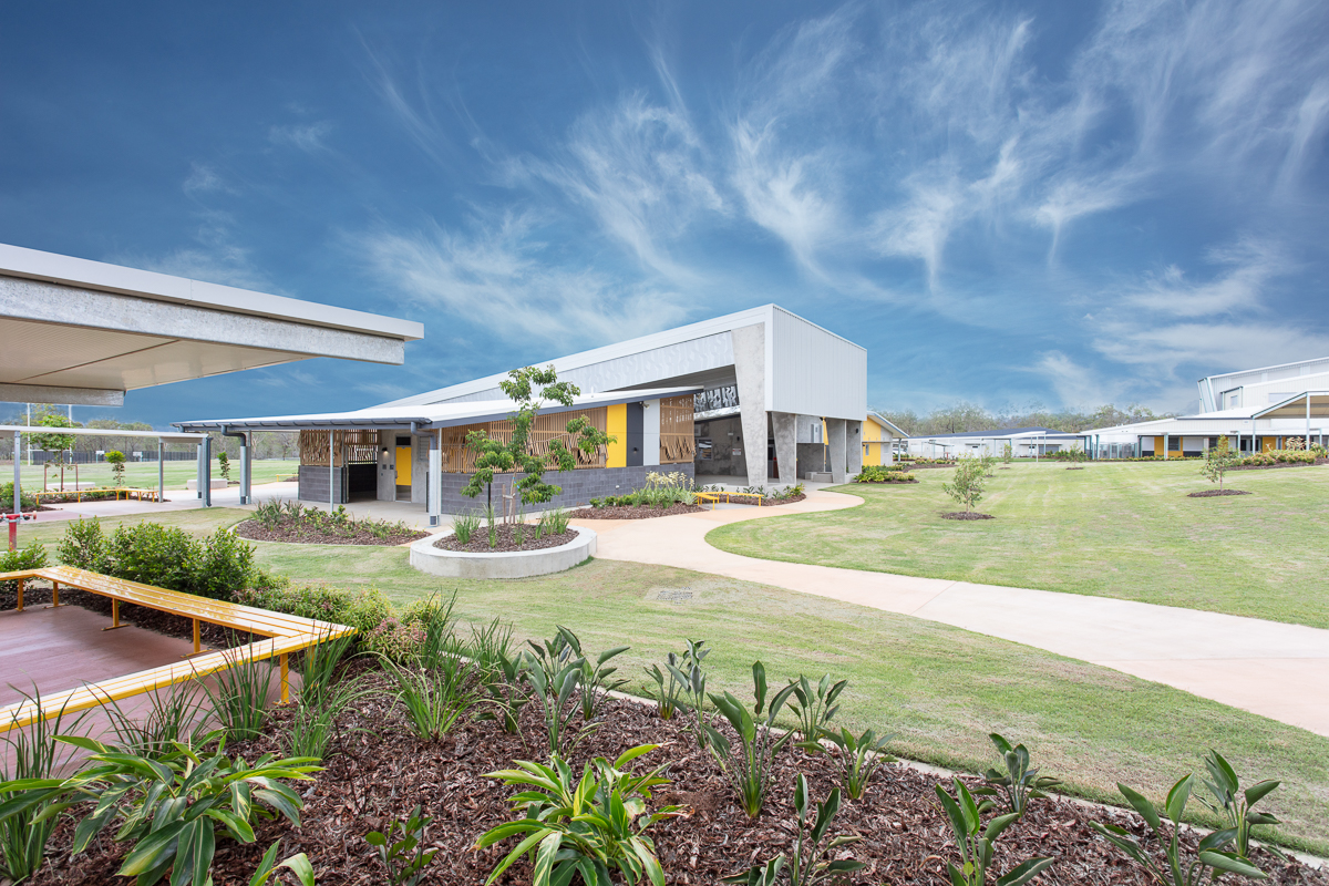 Calliope State High School by biscoe wilson | architects